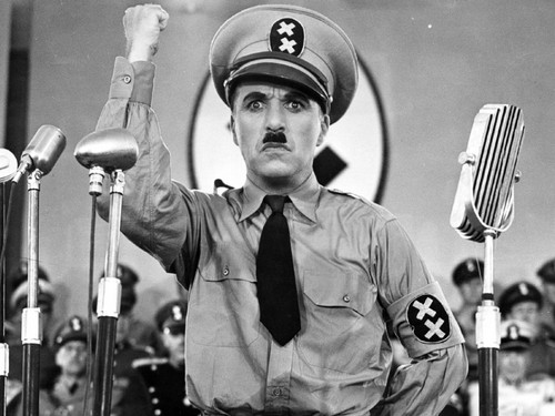 The Great Dictator - Chaplin