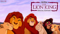 the-lion-king - The Lion King family all gather together wallpaper