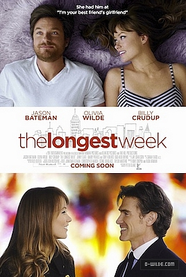 The Longest Week Promotional Posters