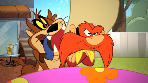 The Looney Tunes ipakita (Taz)