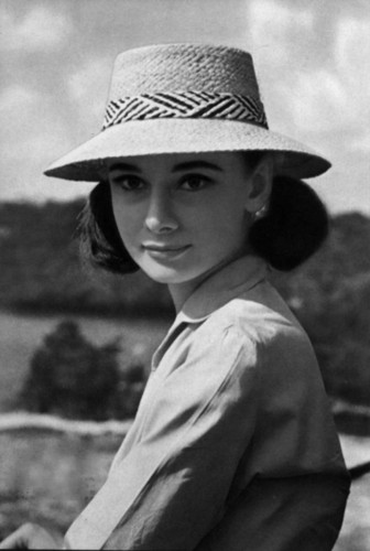 The Lovely Audrey Hepburn