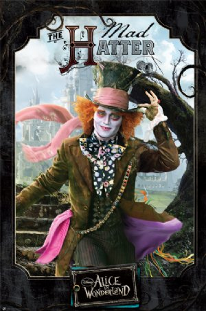 Image result for the mad hatter
