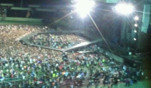 The Monster Pit in Seoul - lady-gaga Photo