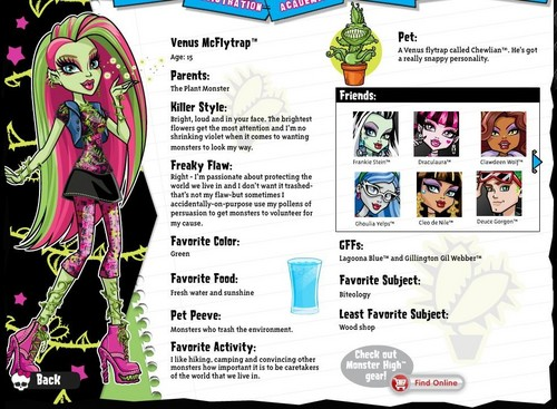 The New Bios - monster-high Photo