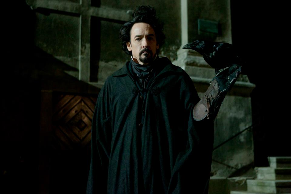 The Raven Movie Images.