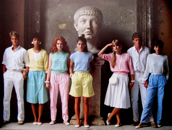 The Reign Of Pastel The 80s Photo 30606642 Fanpop