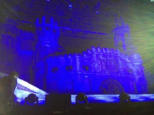 The casstle BTW Ball Tour in Seoul