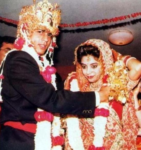 Shahrukh Khan The real love jodi...Srk n Gauri