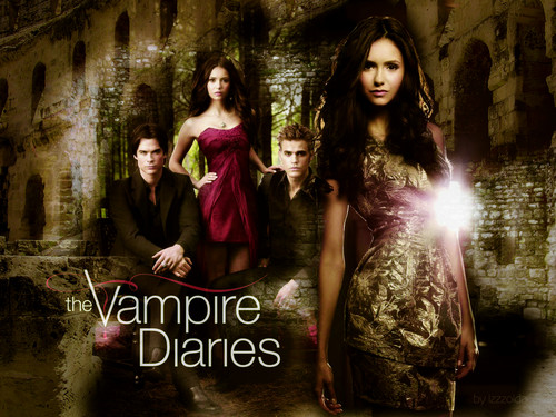 TheVampireDiaries! - the-vampire-diaries Wallpaper