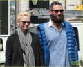 Tilda Swinton: Soho Stroll with Sandro Kopp
