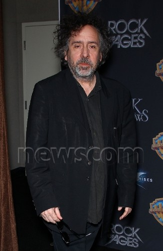 Tim Burton wallpaper possibly with a business suit and a well dressed person entitled Tim Burton at CinemaCon