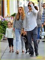 Tobey Maguire: Sunday Stroll with the Family - tobey-maguire photo