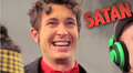 Tobuscus as Satan