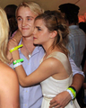 Tom & Emma - tom-felton-and-emma-watson photo
