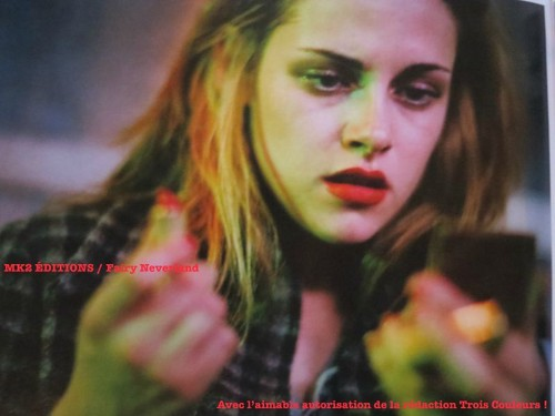 On the Road (Movie) wallpaper containing a portrait called Trois Couleurs Mag Scans