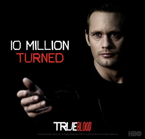 True Blood is back(season 5)