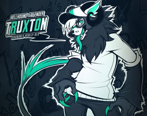 LapFox wallpaper containing anime titled Truxton