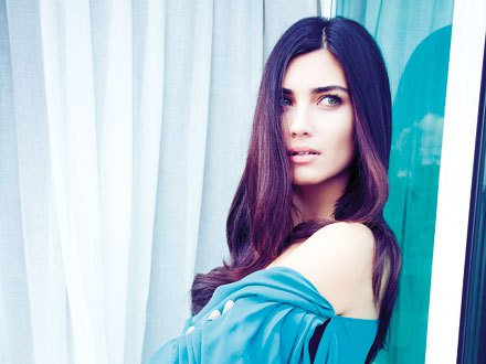 Tuba Buyukustun for Marie Claire Turkey