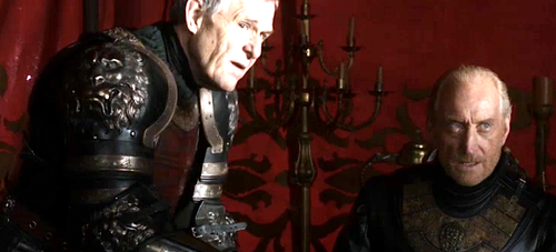Tywin and Kevan