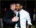 Usher & Justin Bieber: 'Fuerza Bruta' Dance Off! - usher photo