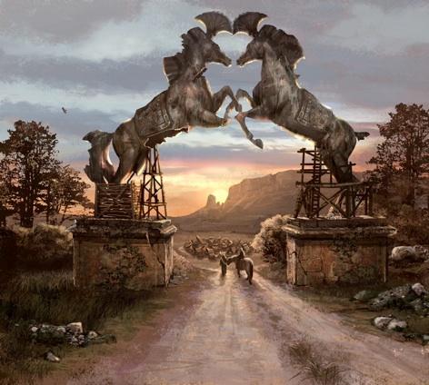 Vaes Dothrak concept art