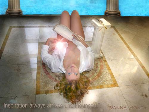 Vanna Bonta - Temple of poesia