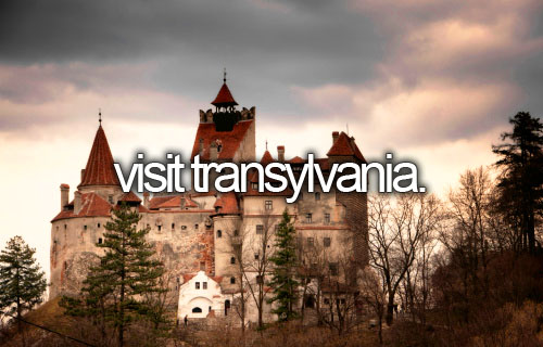 Visit Trasylvania