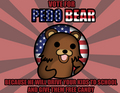 Vote For Pedo Bear - pedo-bear photo