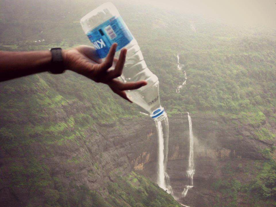 Water In A Bottle ♥