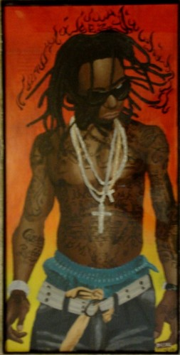Lil' Wayne images Weezy the Fireman wallpaper and background photos