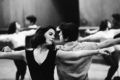 West Side Story dance rehearsal