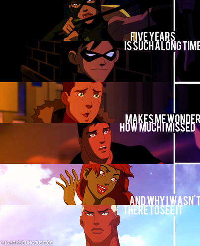 What I found in the Young Justice: Invasion Tumblr Tag - young-justice Photo