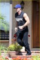 William Levy: Dizzy from Dancing!