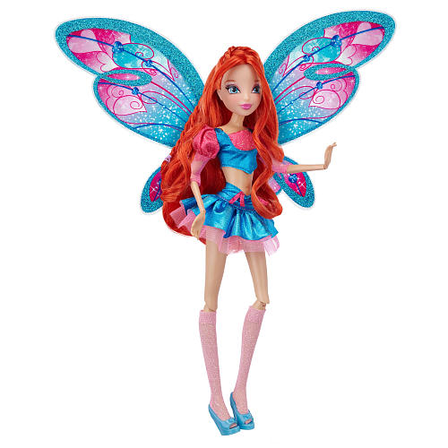 Winx Club Jakks Pacific doll - Bloom