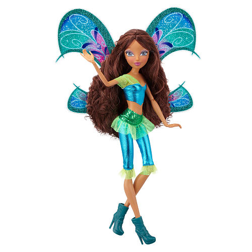 Winx Club Jakks Pacific doll - Layla
