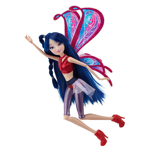 Winx Club Jakks Pacific doll - Musa