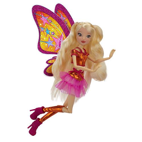 Winx Club Jakks Pacific doll - Stella