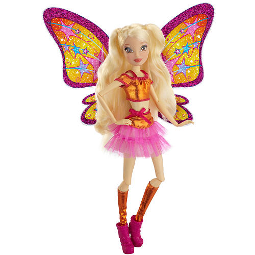 Winx Club Jakks Pacific doll - Stella