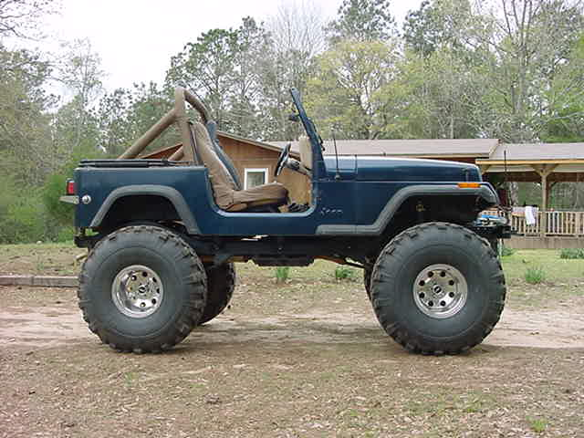 Jeep Yj Lifted >> YJs - Jeep Photo (30600603) - Fanpop