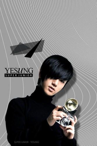 Yesung A-cha!