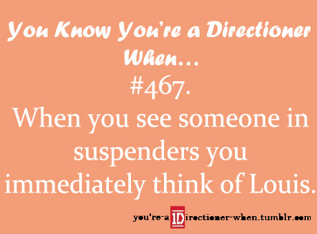 anda know you're a Directioner when...♥