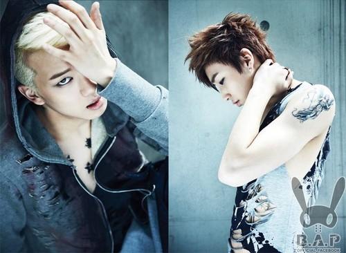 Youngjae & Jongup POWER