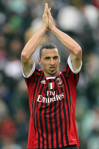 Z. Ibrahimovic (Siena - AC Milan)