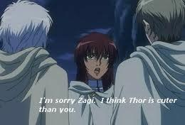 Zagi, Thor, and Karin XD