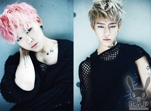 Zelo & Daehyun POWER