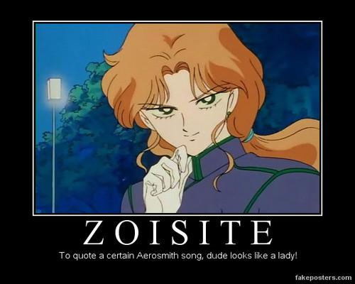 Zoisite/Zoysite