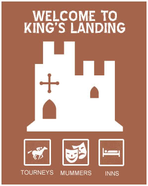 Welcome to King's Landing