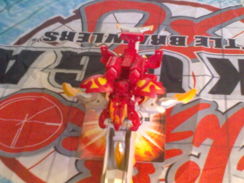 bakugan in raythes with twin destroctor