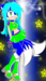 brittany the hedgefox - sonic-girl-fan-characters icon