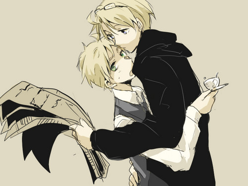 cute - hetalia-couples Photo
